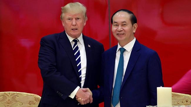 Tổng thống Donald Trump: Việt Nam là một trong những điều kỳ diệu trên thế giới