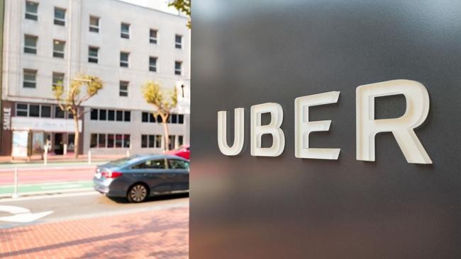 Uber chấp thuận khoản đầu tư tỷ đô của SoftBank