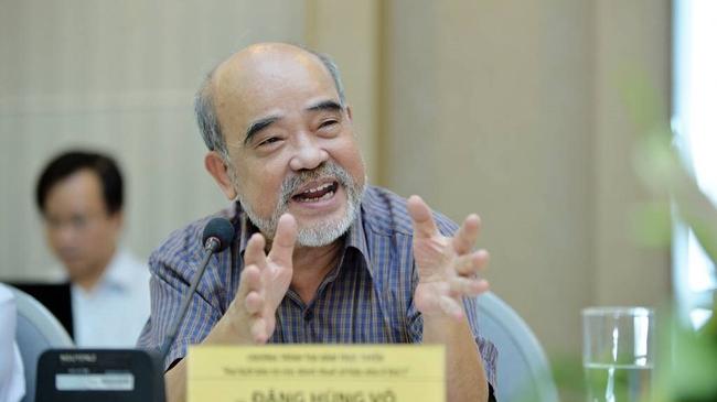 """GS. Đặng Hùng Võ: """"Đặc khu kinh tế mà phải theo luật chung là tư tưởng hẹp hòi"""""""