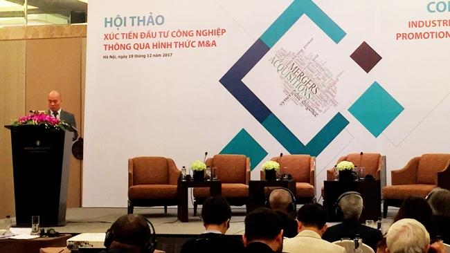 """Cục trưởng Xúc tiến thương mại: """"Việt Nam không thể nằm ngoài xu hướng M&A thế giới"""""""