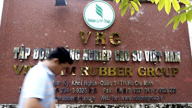 Thủ tướng yêu cầu Bộ Công an báo cáo điều tra tại Tập đoàn Công nghiệp Cao su Việt Nam