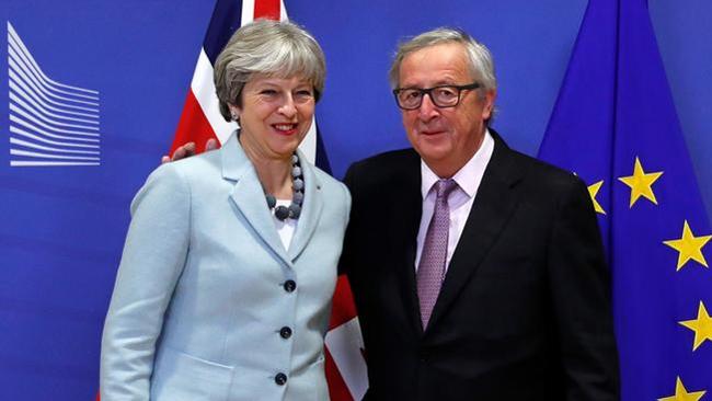 Brexit: Anh và EU đạt được thỏa thuận quan trọng