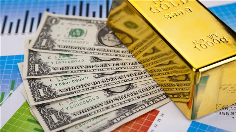 Vàng tiếp tục tăng giá, USD ổn định