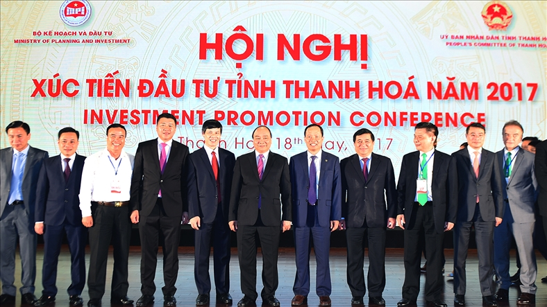 Nhà đầu tư cam kết rót gần 6 tỷ USD vào Thanh Hóa