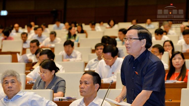 Đại biểu quốc hội đề phòng lợi ích nhóm trong dự thảo Luật Quy hoạch