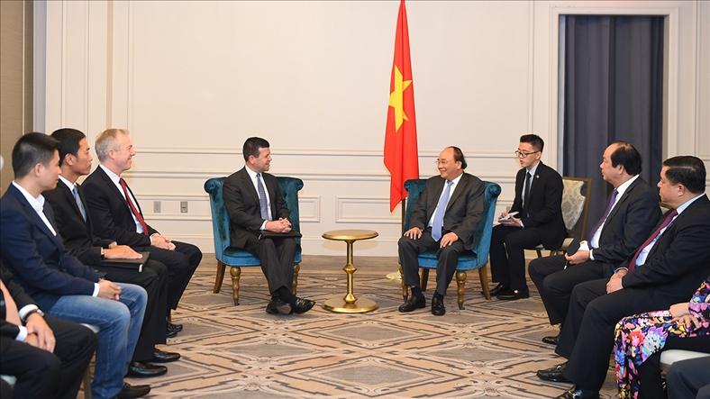 Các công ty Việt đổ xô đến Mỹ nhân chuyến thăm của Thủ tướng