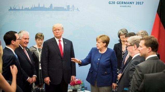G20 đã sẵn sàng đàm phán về vấn đề khí hậu với Tổng thống Trump