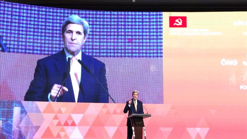 Cựu Ngoại trưởng Mỹ John Kerry: Ngành năng lượng Việt Nam đang có cơ hội từ bỏ than đá