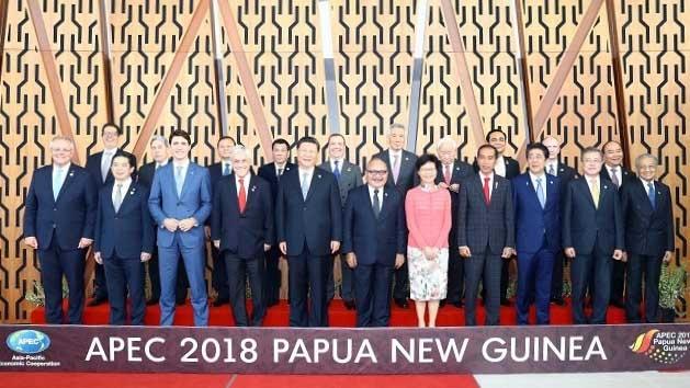 Chiến tranh thương mại ngăn APEC đưa ra tuyên bố chung