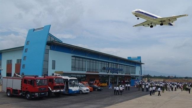 FLC muốn nâng công suất sân bay Đồng Hới lên 20 lần