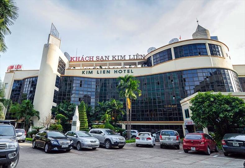 Thaigroup thế chấp cổ phần Khách sạn Kim Liên tại ngân hàng