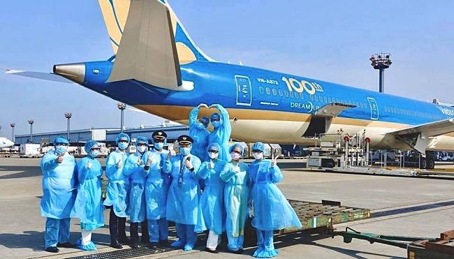 Vietnam Airlines cần hỗ trợ 12.000 tỷ đồng