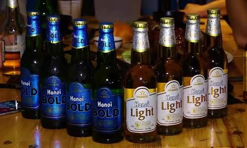 Bia Hà Nội dự kiến lợi nhuận giảm 250 tỷ đồng