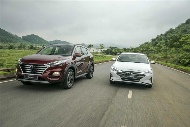 Doanh số bán xe Hyundai tiếp tục tăng trong tháng 1