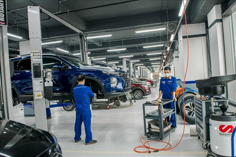 TC MOTOR nâng bảo hành xe Hyundai lên 5 năm