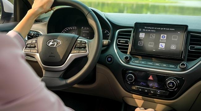 TC MOTOR bán ra 6.807 xe Hyundai trong tháng 3