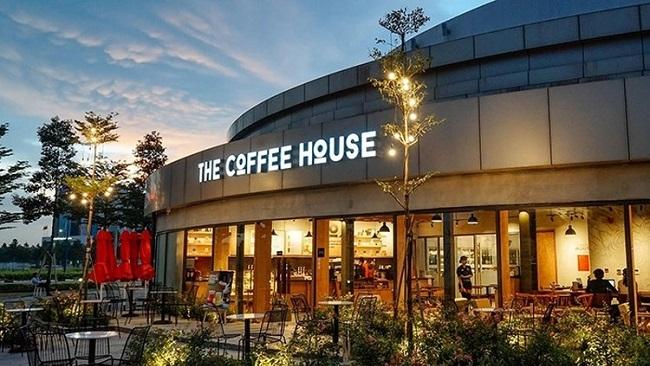 Chuỗi cà phê The Coffee Houses được định giá hơn 1.100 tỷ đồng