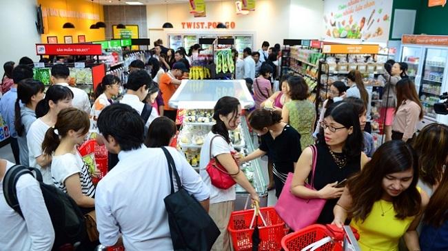 Người tiêu dùng Việt ngày càng chuộng hàng Thái, Hàn Quốc và Nhật Bản