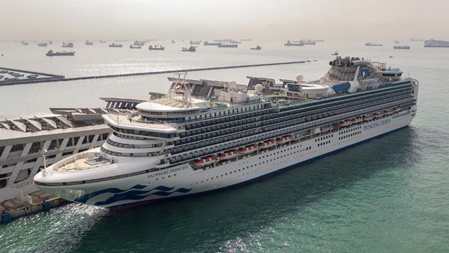 Các công ty du thuyền thế giới nhắm vào người giàu Việt
