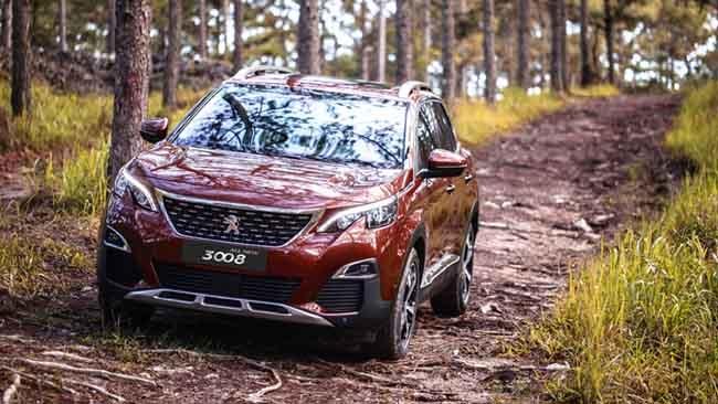 Peugeot chính thức bảo hành lên tới 5 năm cho xe 5008 và 3008 All New