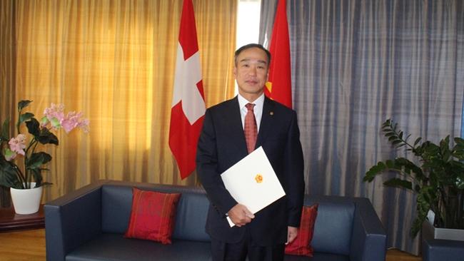 FTA Việt Nam - Thụy Sĩ có thể kết thúc đàm phán vào năm 2019