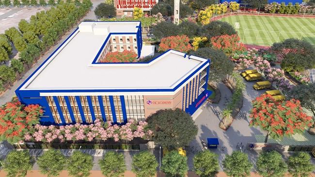 Tập đoàn Nguyễn Hoàng tiết lộ kế hoạch xây loạt siêu dự án thành phố giáo dục