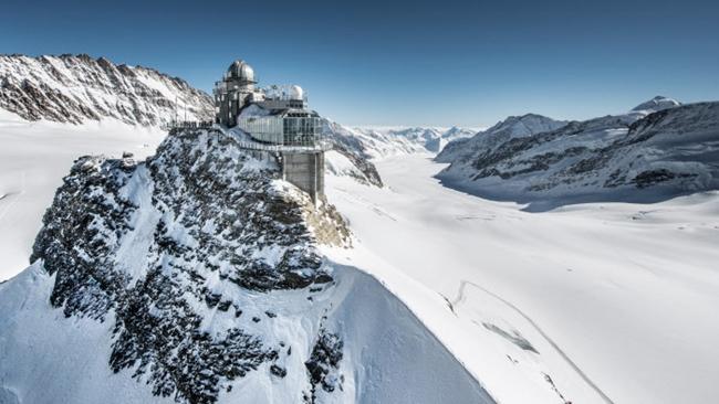 Cuộc phiêu lưu vào lòng tuyết