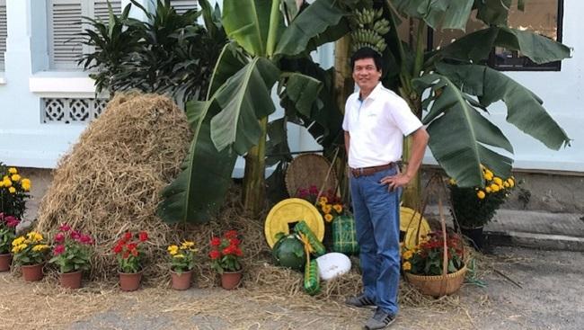 Doanh nhân Huỳnh Kim Tước: Tết nên là dịp để bồi đắp văn hóa doanh nghiệp