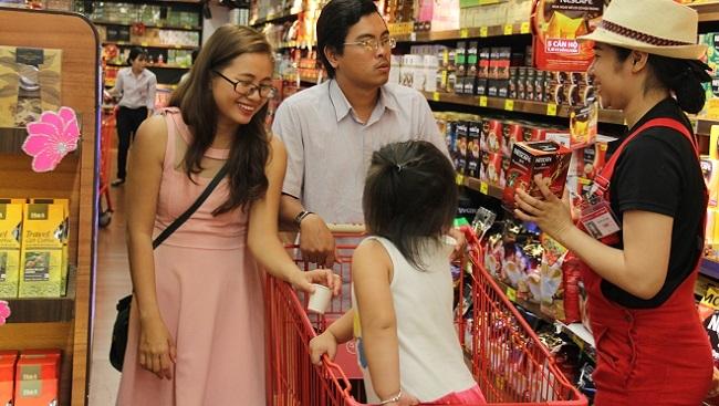 Lotte Mart tung khuyến mãi khủng mừng 8/3