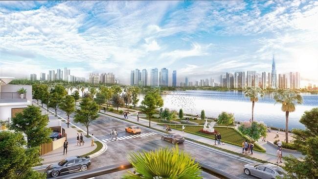 Cát Tường công bố dự án khu đô thị Golden River Residence