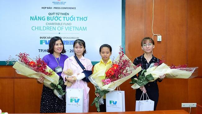 Bệnh viện FV khởi động chương trình '1 đô la' hỗ trợ điều trị dị tật bẩm sinh cho trẻ em