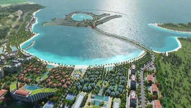 TTC Land rót 4.000 tỷ đồng đầu tư đảo nhân tạo Hoa Sen Phú Quốc