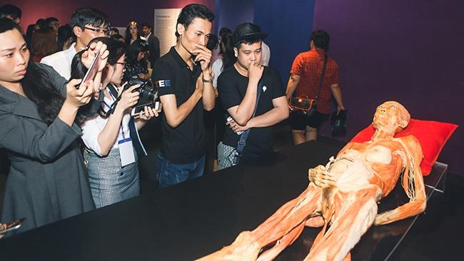 """Khám phá """"Sự bí ẩn đặc biệt của cơ thể người"""" đầu tiên tại Việt Nam"""