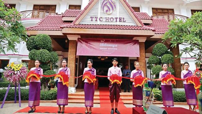 Du lịch Thành Thành Công lên kế hoạch phủ sóng khách sạn khắp cả nước