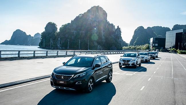 Peugeot trỗi dậy trong phân khúc SUV/CUV châu Âu tại Việt Nam