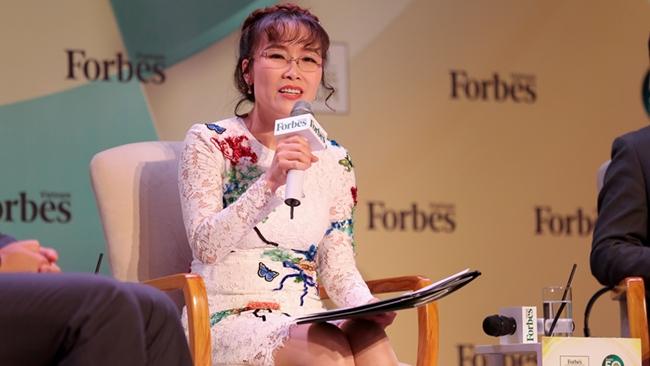 Nữ tướng Vietjet: 'Tôi cảm thấy sức sống của nền kinh tế Việt Nam đang rất dồi dào'