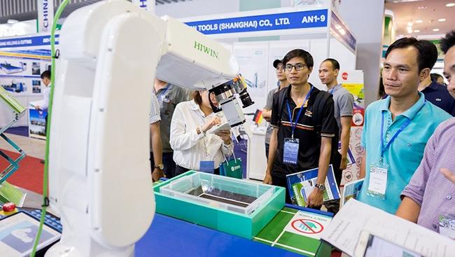 Đài Loan muốn thúc đẩy xuất khẩu máy móc thông minh vào Việt Nam