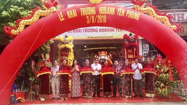 HDBank tăng sự hiện diện tại Bắc Ninh và Bình Thuận