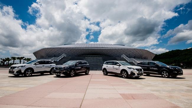 Thaco tăng thời hạn bảo hành 5 năm cho bộ đôi Peugeot 5008 và 3008 All New