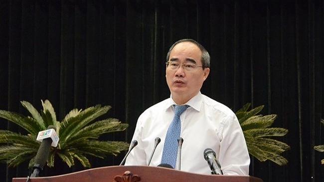 Bí thư Nguyễn Thiện Nhân: 'Hãy chọn 10 doanh nghiệp gặp khó khăn nhất, thành phố sẽ cùng họ tháo gỡ'