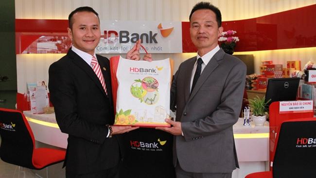 HDBank khai trương thêm 2 phòng giao dịch ở Lâm Đồng và Kiên Giang