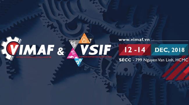 Việt Nam - Hàn Quốc phối hợp tổ chức 2 triển lãm công nghiệp lớn tháng 12/2018