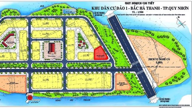 PDR trúng thầu dự án Khu dân cư Bắc Hà Thanh