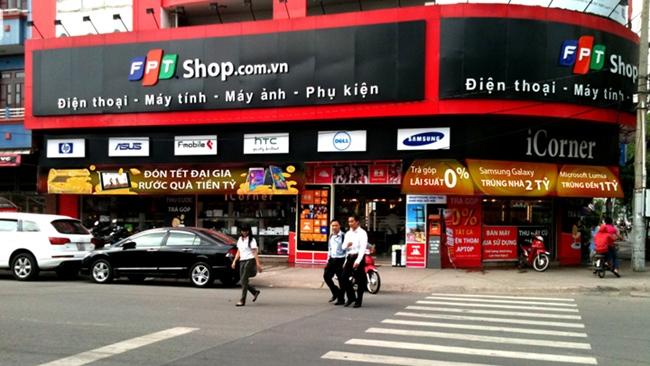 FPT Retail đặt mục tiêu doanh thu 17.700 tỷ đồng