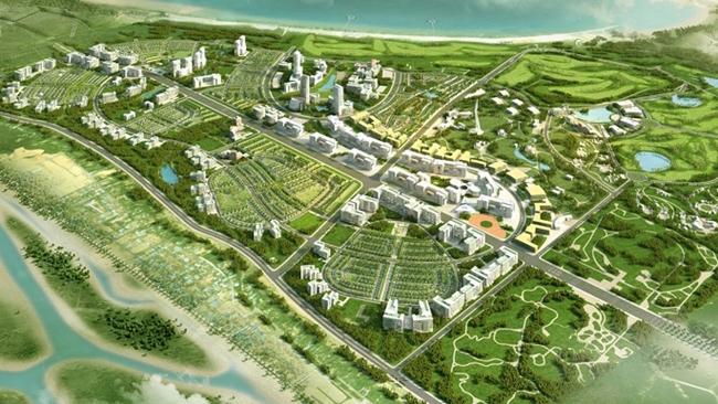 Phát Đạt lại trúng đấu giá đất phát triển khu đô thị ở Bình Định