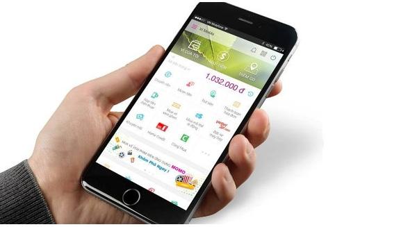 Uber hợp tác với ví điện tử MoMo