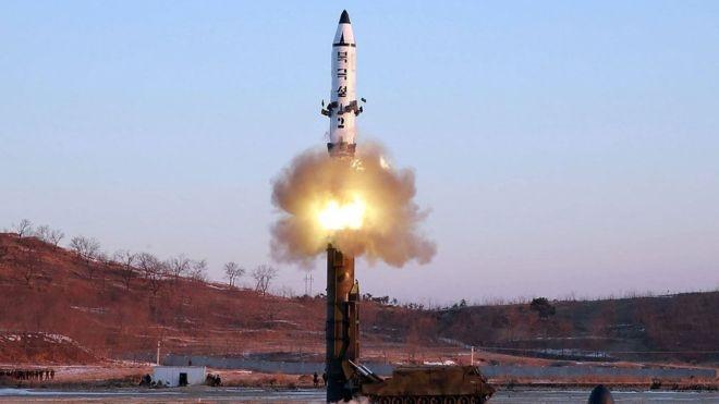 Chính quyền tổng thống Trump sẽ 'làm mọi thứ có thể' để gây áp lực lên Triều Tiên