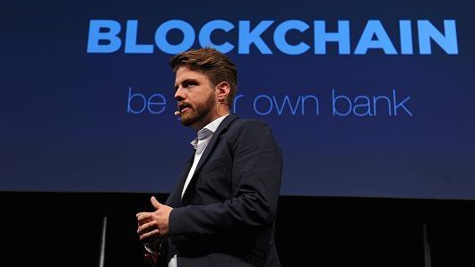 CEO Blockchain: Tổng giá trị tất cả các loại tiền ảo sẽ tăng gấp đôi vào năm 2018