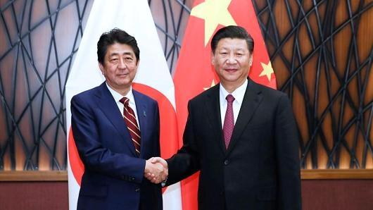 Nhật Bản hỗ trợ tài chính cho sáng kiến 'Một vành đai, Một con đường' của Trung Quốc