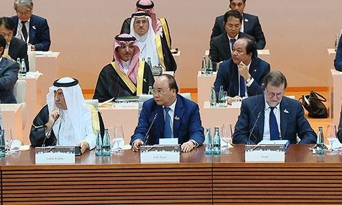Việt Nam nêu bật tác động tiêu cực ở sông Mekong tại G20